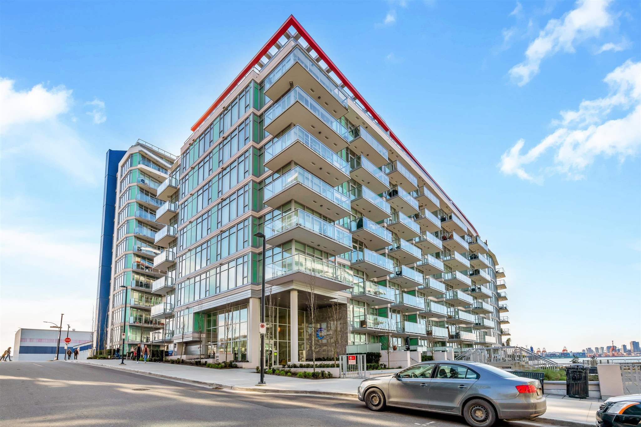 103 185 VICTORY SHIP WAY - Lower Lonsdale Apartment/Condo for sale, 1 Bedroom (R2600881)