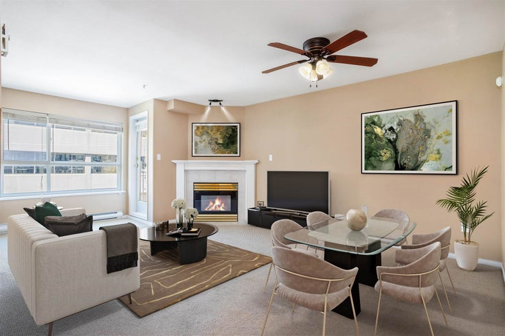 403 624 AGNES STREET - Downtown NW Apartment/Condo for sale, 1 Bedroom (R2600888)
