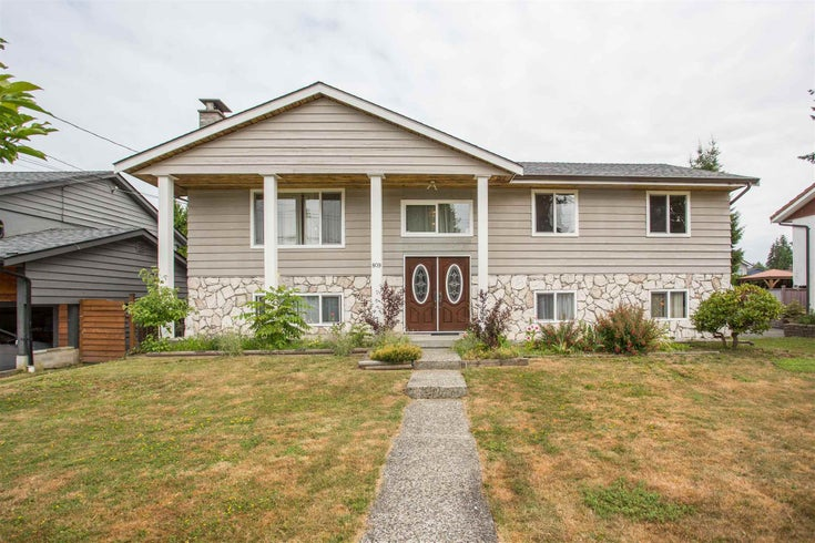 809 RUNNYMEDE AVENUE - Coquitlam West House/Single Family for sale, 4 Bedrooms (R2600920)