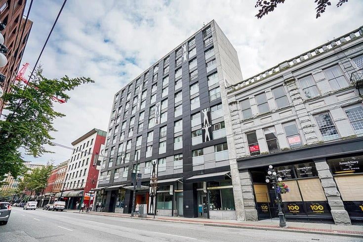 612 66 W CORDOVA STREET - Downtown VW Apartment/Condo for sale, 1 Bedroom (R2600925)