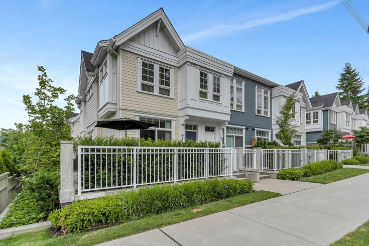 2116 ST JOHNS STREET - Port Moody Centre Townhouse for sale, 3 Bedrooms (R2600941)