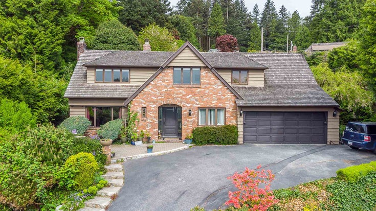 4731 RUTLAND ROAD - Caulfeild House/Single Family for sale, 4 Bedrooms (R2600947)