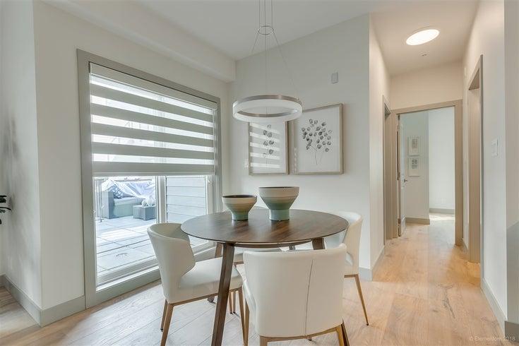 414 6968 ROYAL OAK AVENUE - Metrotown Apartment/Condo for sale, 1 Bedroom (R2600957)