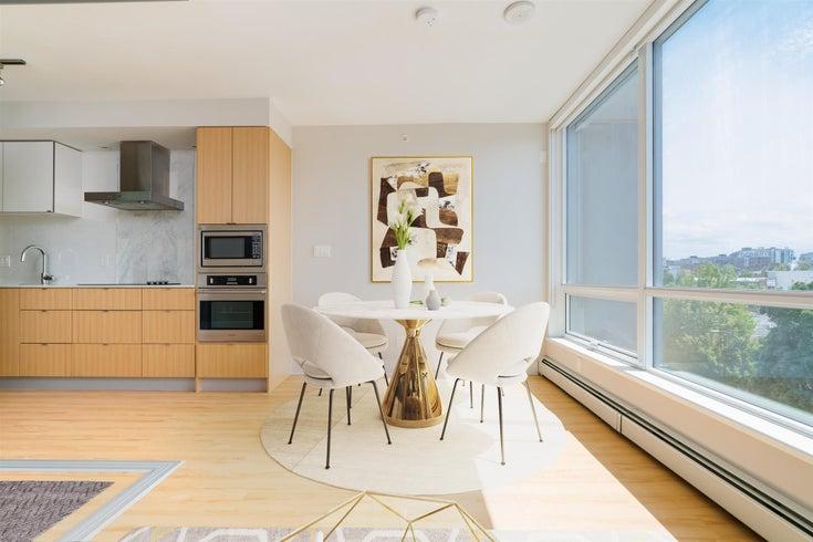 609 159 W 2ND AVENUE - False Creek Apartment/Condo for sale, 1 Bedroom (R2600958)