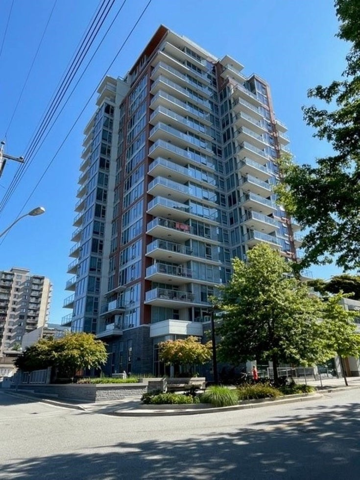 1705 125 E 14TH STREET - Central Lonsdale Apartment/Condo for sale, 1 Bedroom (R2600959)