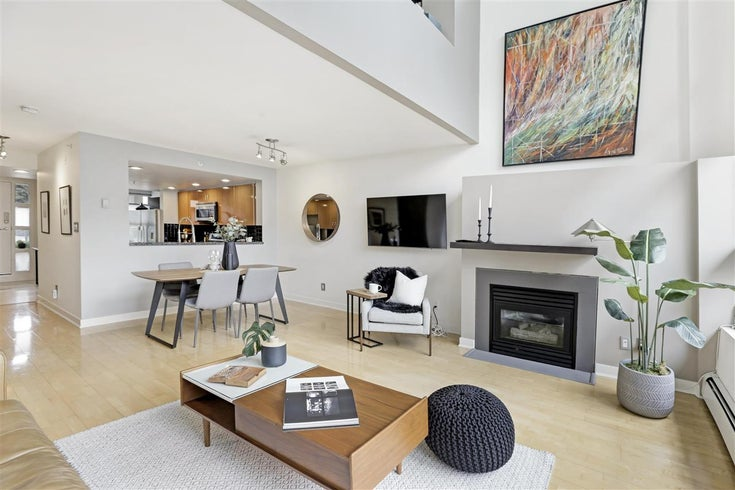 PH6 1688 ROBSON STREET - West End VW Apartment/Condo for sale, 2 Bedrooms (R2600974)