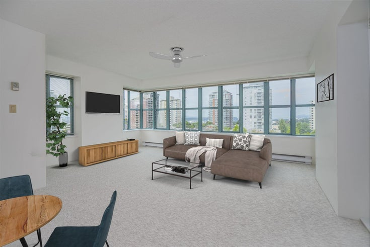 604 1555 EASTERN AVENUE - Central Lonsdale Apartment/Condo for sale, 2 Bedrooms (R2600986)