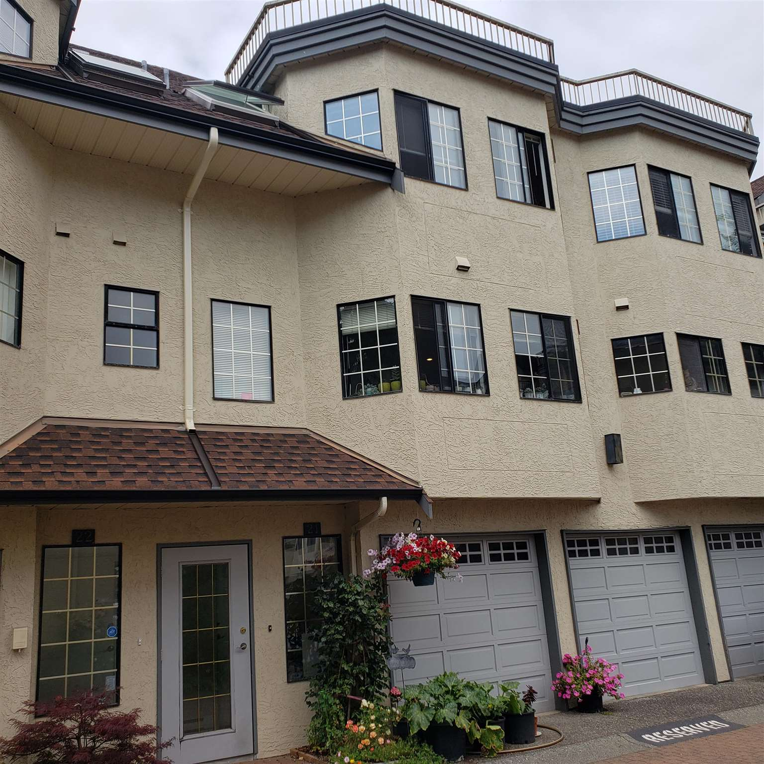 21 8591 BLUNDELL ROAD - Brighouse South Townhouse for sale, 5 Bedrooms (R2600987)
