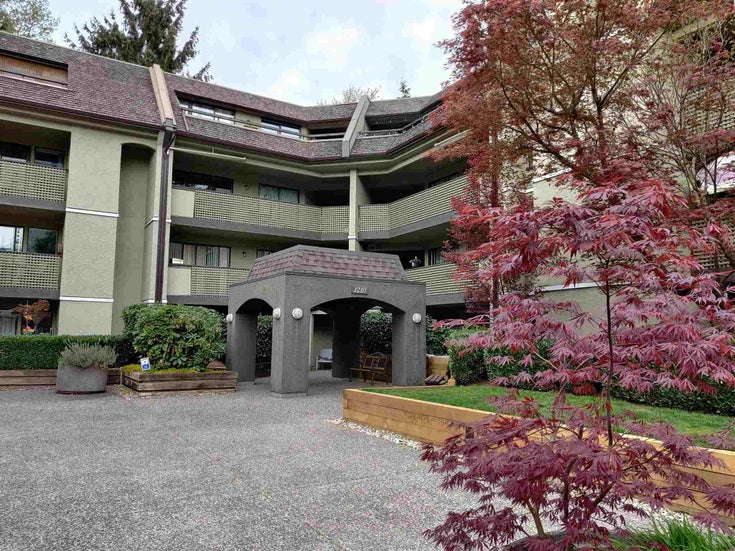 201 1210 PACIFIC STREET - North Coquitlam Apartment/Condo for sale, 2 Bedrooms (R2601014)