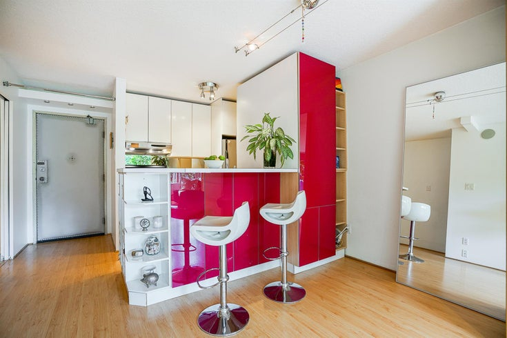 212 950 DRAKE STREET - Downtown VW Apartment/Condo for sale, 1 Bedroom (R2601044)