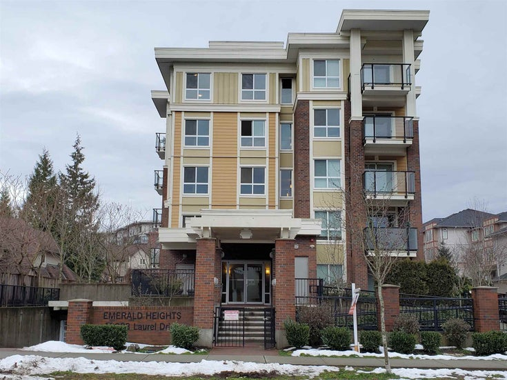 515 13883 LAUREL DRIVE - Whalley Apartment/Condo for sale, 1 Bedroom (R2601085)