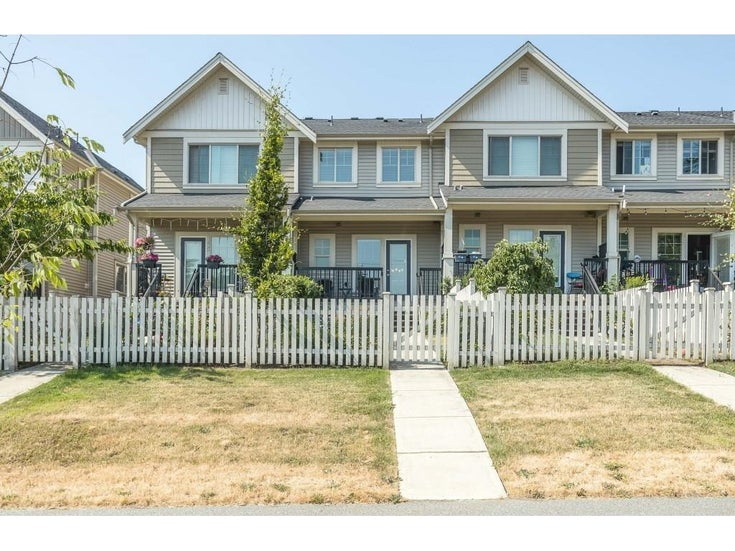 46 19097 64 AVENUE - Cloverdale BC Townhouse for sale, 3 Bedrooms (R2601092)
