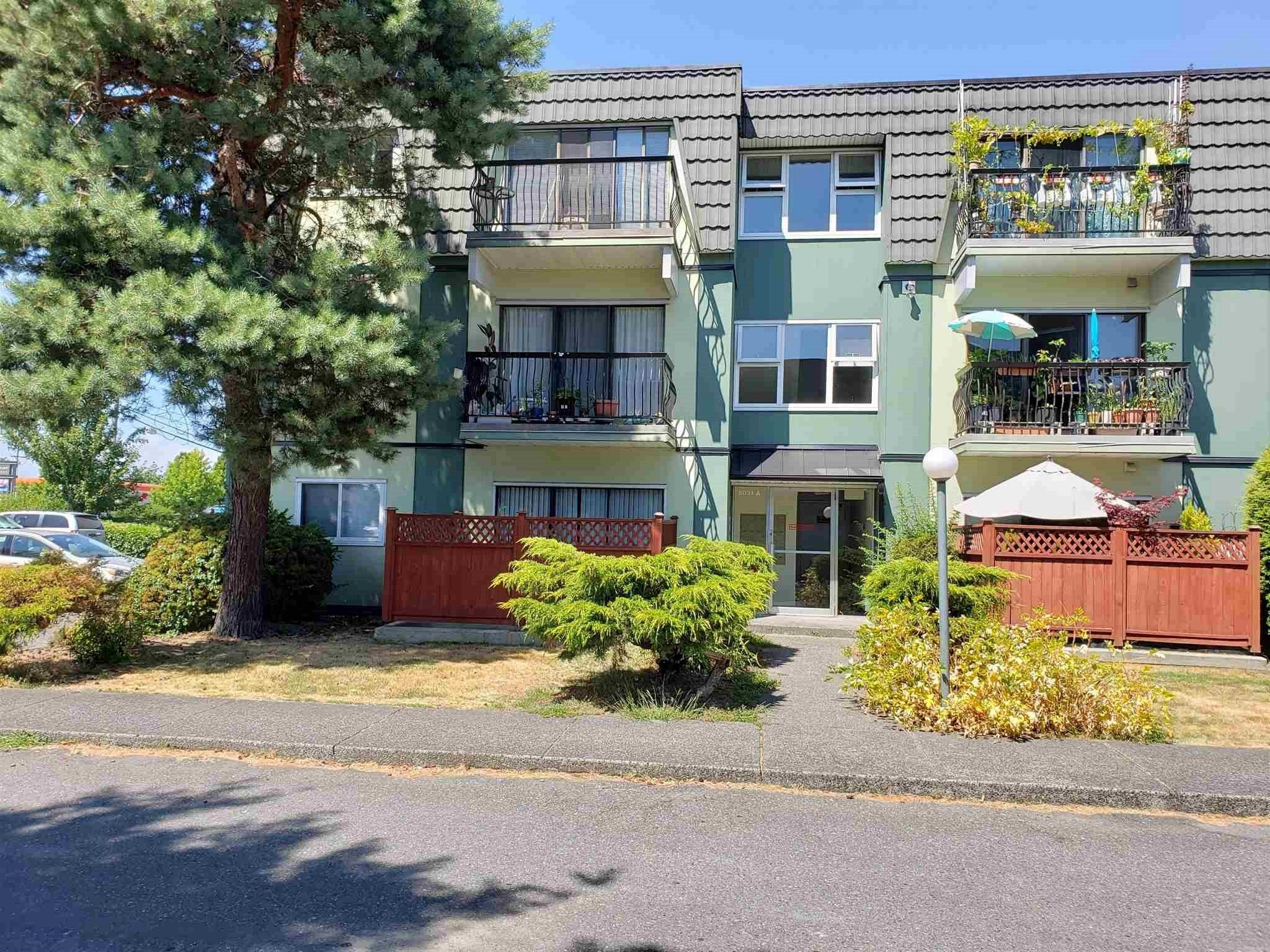 313 8031 RYAN ROAD - South Arm Apartment/Condo for sale, 1 Bedroom (R2601114)