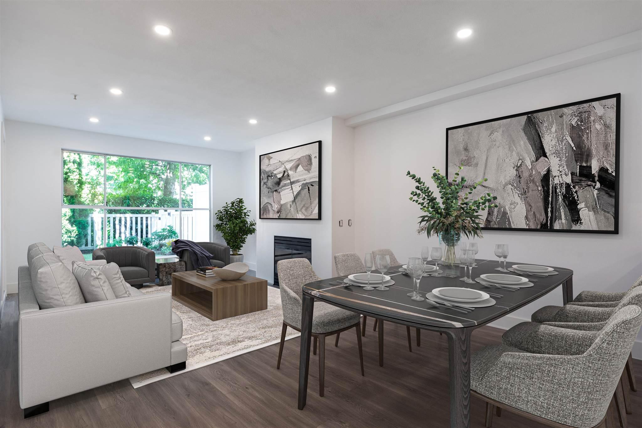 124 8880 JONES ROAD - Brighouse South Apartment/Condo for sale, 1 Bedroom (R2601121)