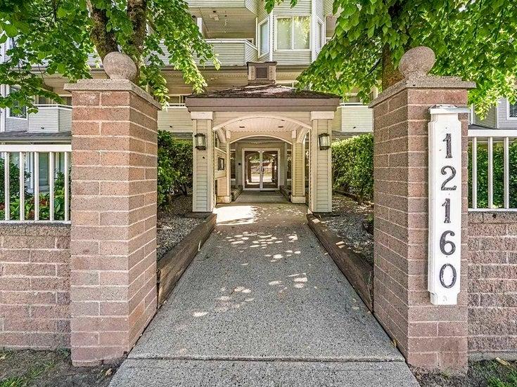 111 12160 80 AVENUE - West Newton Apartment/Condo for sale, 1 Bedroom (R2601146)
