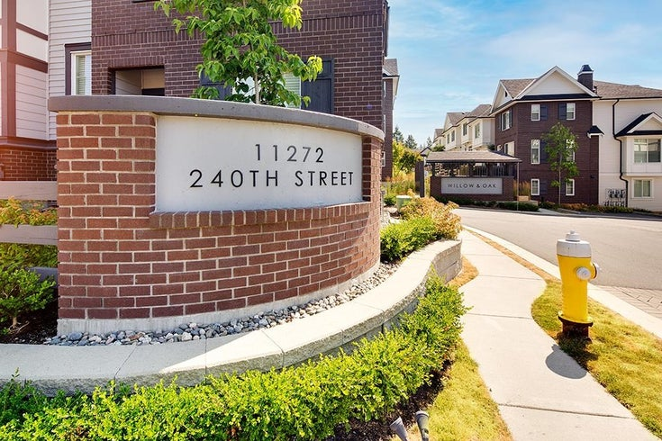 11 11272 240 STREET - Cottonwood MR Townhouse for sale, 3 Bedrooms (R2601157)