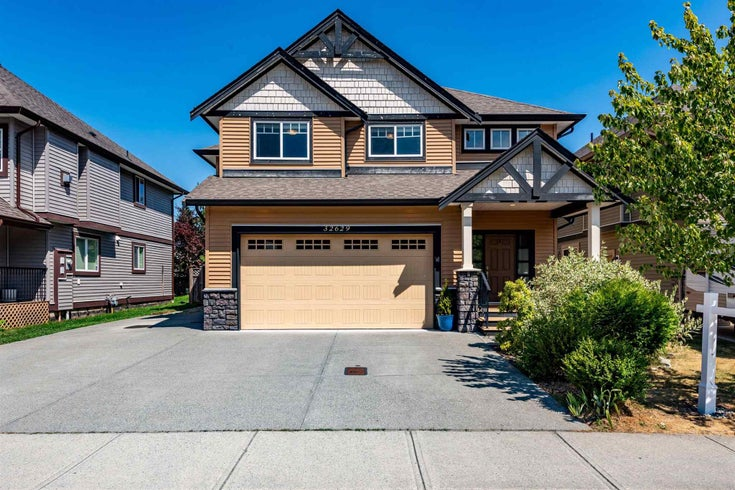 32629 CARTER AVENUE AVENUE - Mission BC House/Single Family for sale, 4 Bedrooms (R2601185)