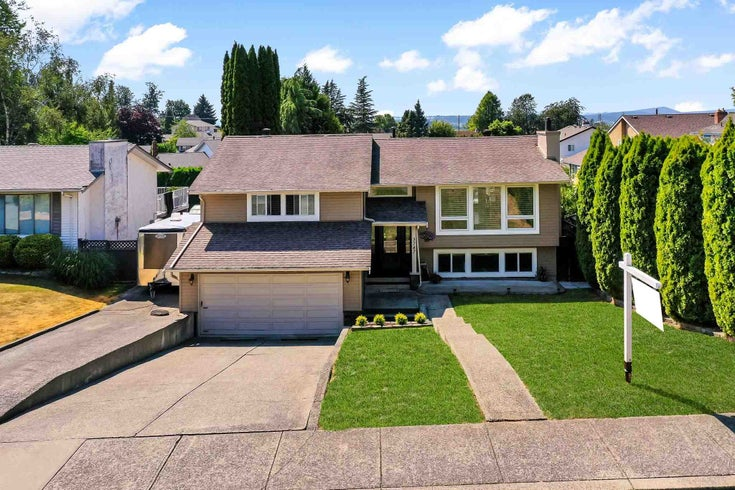 3747 SANDY HILL CRESCENT - Abbotsford East House/Single Family for sale, 4 Bedrooms (R2601199)