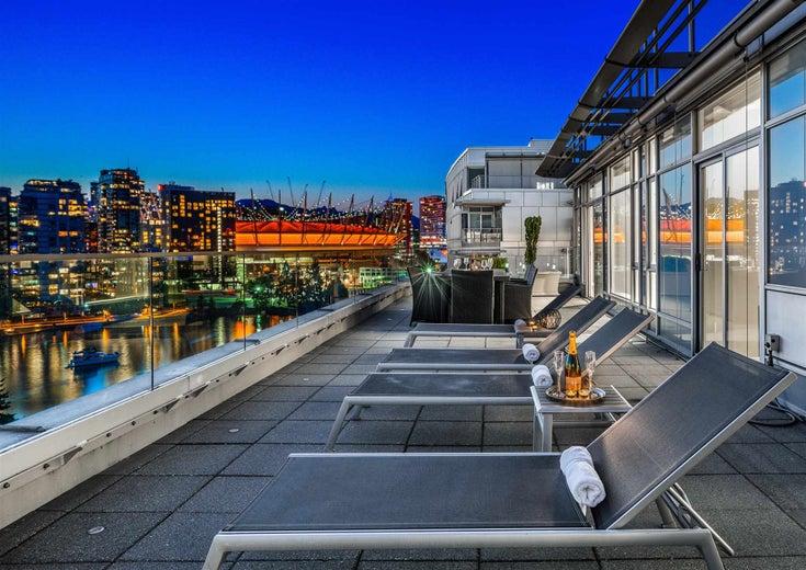 1101 1616 COLUMBIA STREET - False Creek Apartment/Condo for sale, 3 Bedrooms (R2601215)