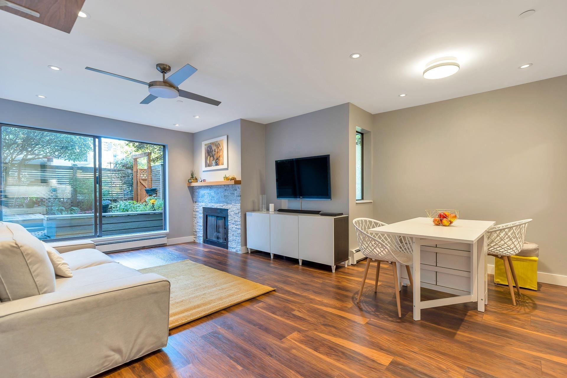 106 1340 DUCHESS AVENUE - Ambleside Apartment/Condo for sale, 2 Bedrooms (R2601274) - #1