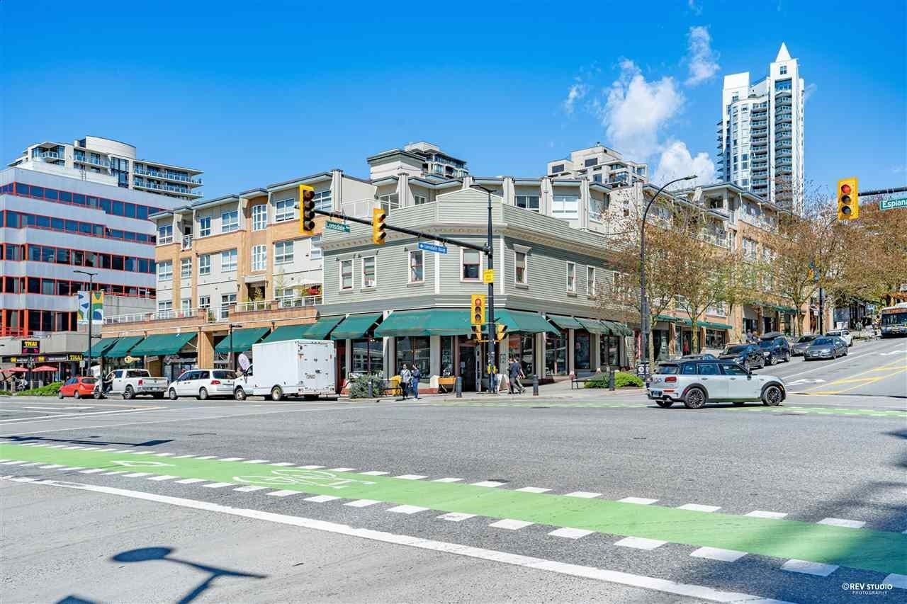 413 108 W ESPLANADE - Lower Lonsdale Apartment/Condo for sale, 2 Bedrooms (R2601287) - #1