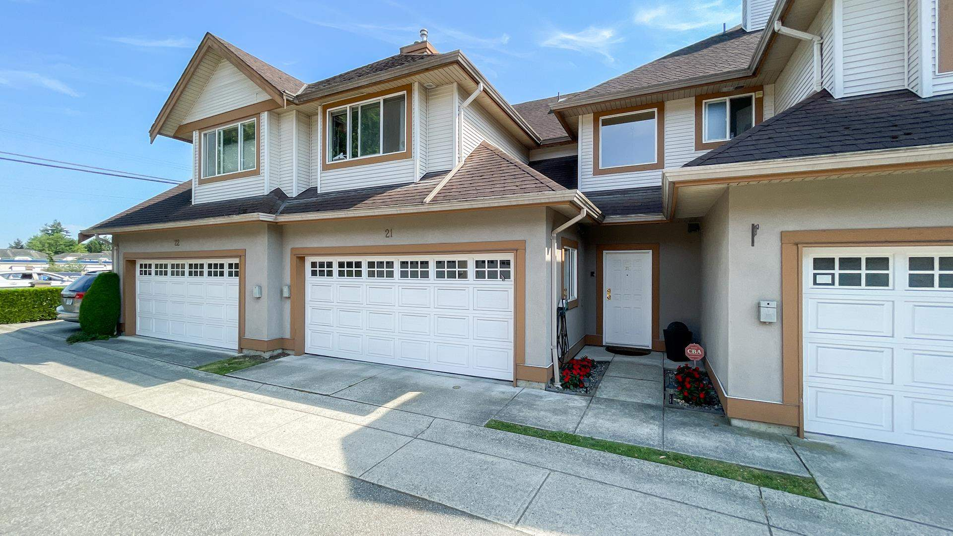 21 11888 MELLIS DRIVE - East Cambie Townhouse for sale, 3 Bedrooms (R2601288)