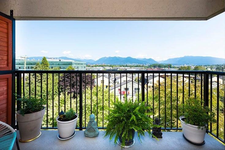 406 2142 CAROLINA STREET - Mount Pleasant VE Apartment/Condo for sale, 1 Bedroom (R2601295)