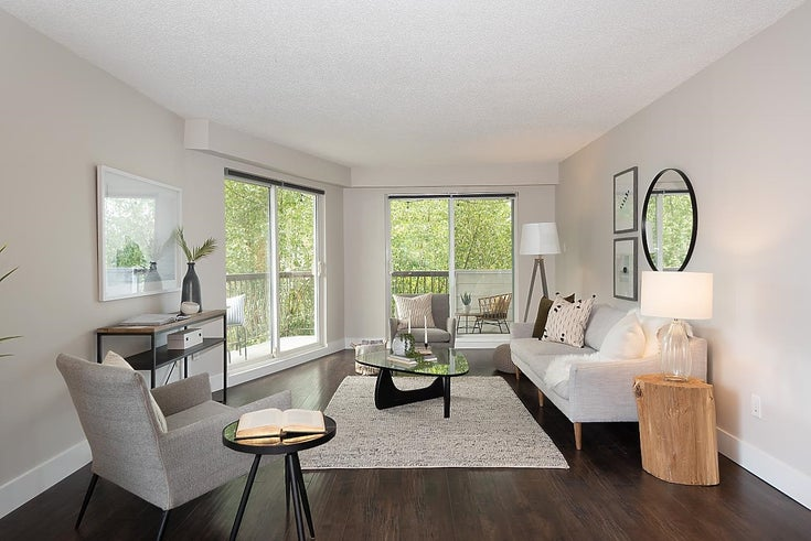 317 3353 HEATHER STREET - Cambie Apartment/Condo for sale, 1 Bedroom (R2601342)