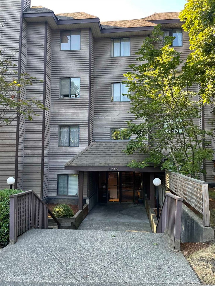 101 2215 DUNDAS STREET - Hastings Apartment/Condo for sale, 1 Bedroom (R2601347)