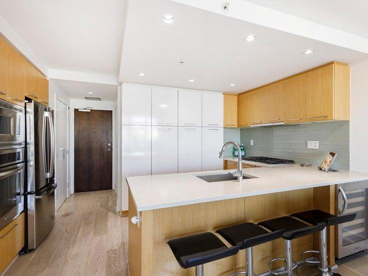 310 1680 W 4TH AVENUE - False Creek Apartment/Condo for sale, 2 Bedrooms (R2601348)