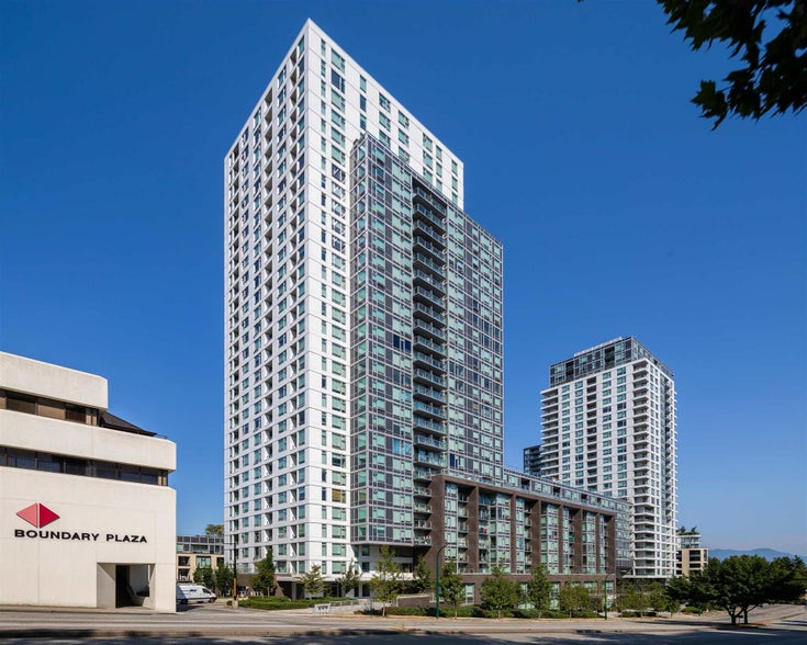 2805 5665 BOUNDARY ROAD - Collingwood VE Apartment/Condo for sale, 1 Bedroom (R2601357)