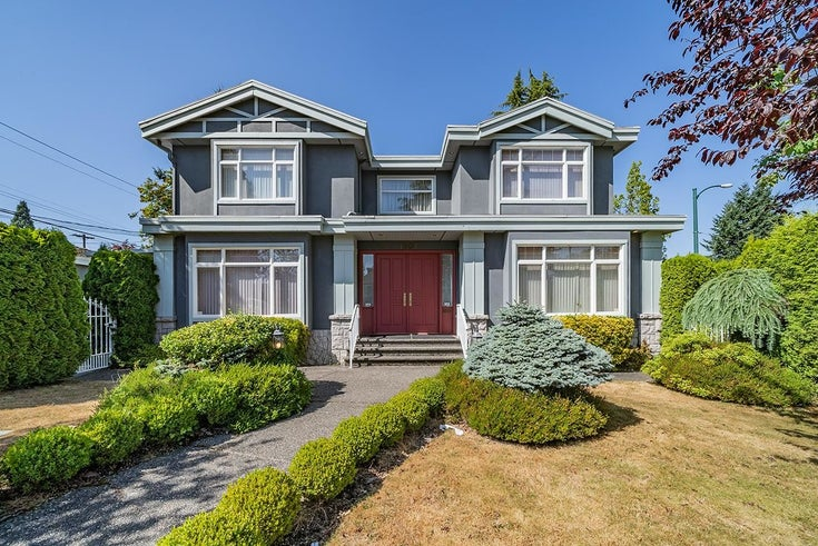 1007 W 51ST AVENUE - South Granville House/Single Family for sale, 6 Bedrooms (R2601380)