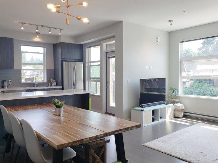 316 607 COTTONWOOD AVENUE - Coquitlam West Apartment/Condo for sale, 2 Bedrooms (R2601415)