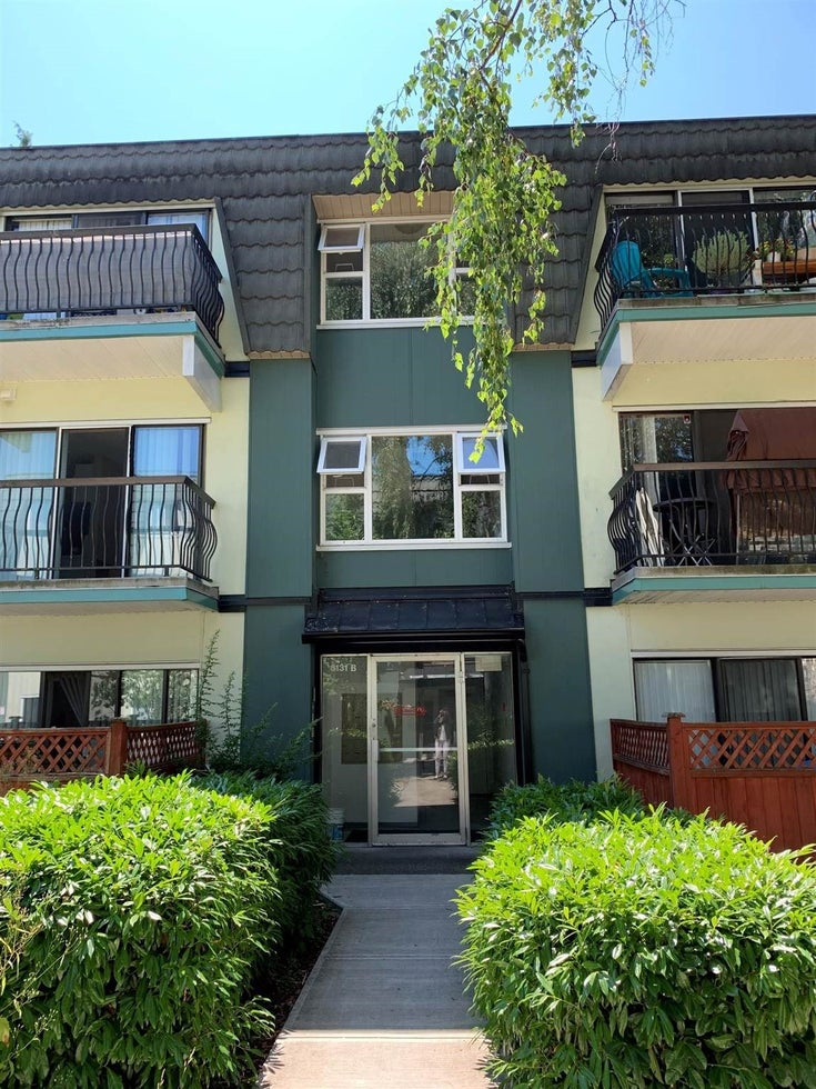 155 8131 RYAN ROAD - South Arm Apartment/Condo for sale, 2 Bedrooms (R2601416)