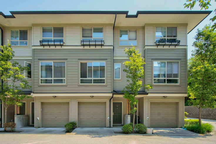 19 301 KLAHANIE DRIVE - Port Moody Centre Townhouse for sale, 3 Bedrooms (R2601423)