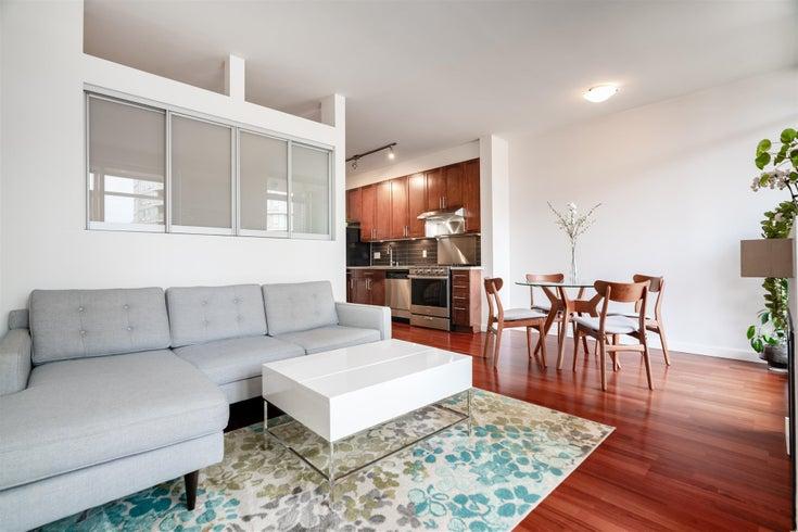 306 2055 YUKON STREET - False Creek Apartment/Condo for sale, 1 Bedroom (R2601430)