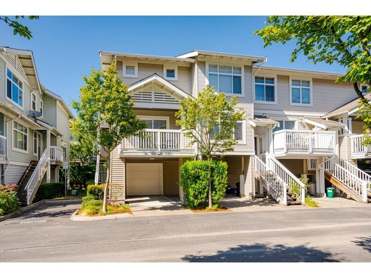 95 7179 201 STREET - Willoughby Heights Townhouse for sale, 3 Bedrooms (R2601435)