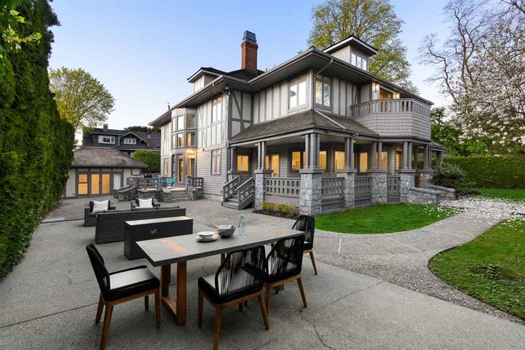3297 CYPRESS STREET - Shaughnessy House/Single Family for sale, 8 Bedrooms (R2601454)