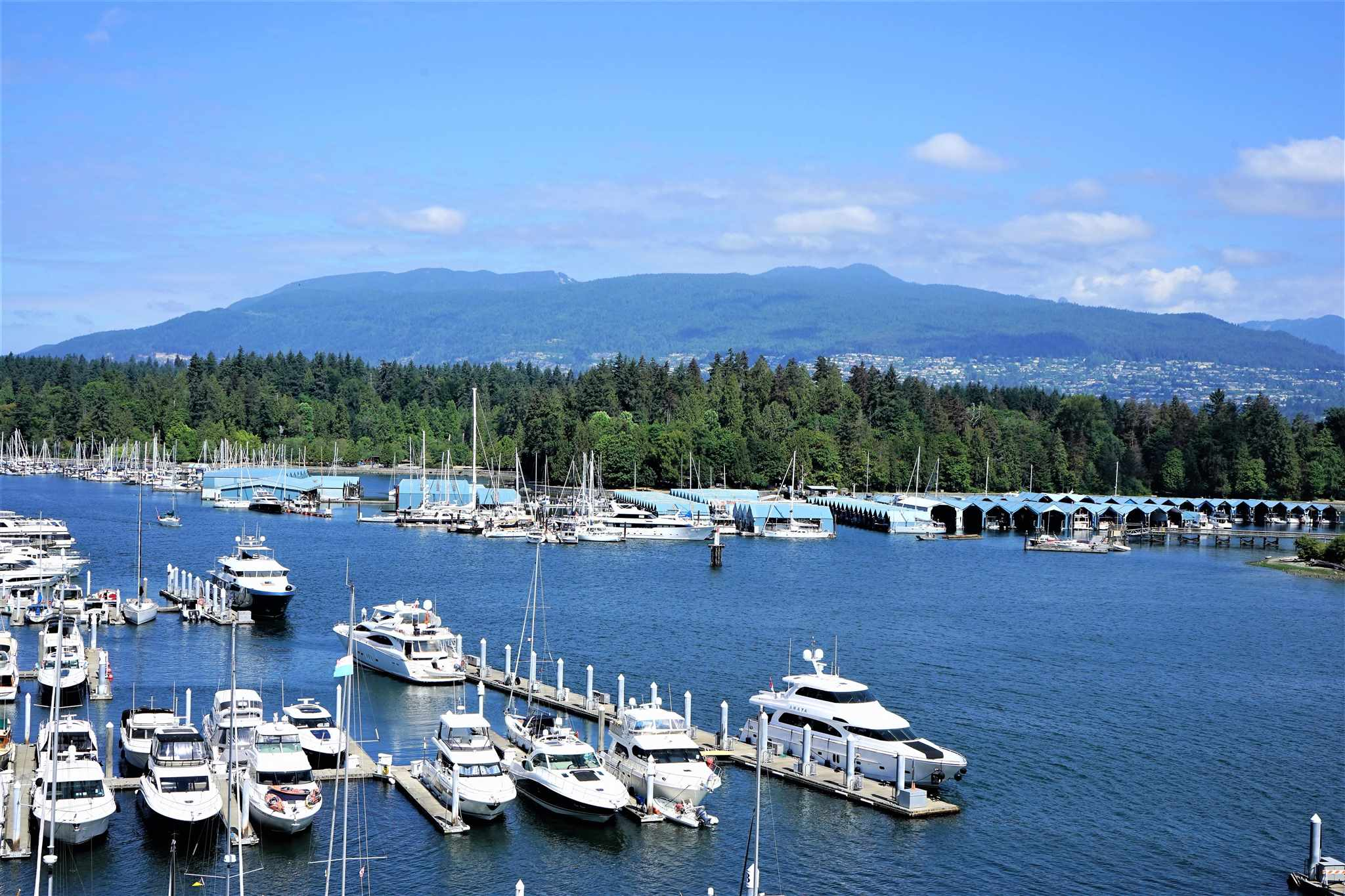 601 323 JERVIS STREET - Coal Harbour Apartment/Condo for sale, 2 Bedrooms (R2601478) - #1