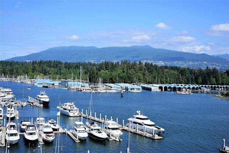 601 323 JERVIS STREET - Coal Harbour Apartment/Condo for sale, 2 Bedrooms (R2601478)