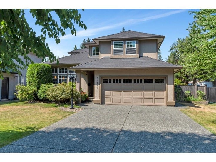 21071 43A AVENUE - Brookswood Langley House/Single Family for sale, 5 Bedrooms (R2601506)