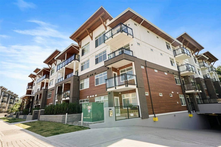 427 5415 BRYDON CRESCENT - Langley City Apartment/Condo for sale, 2 Bedrooms (R2601528)