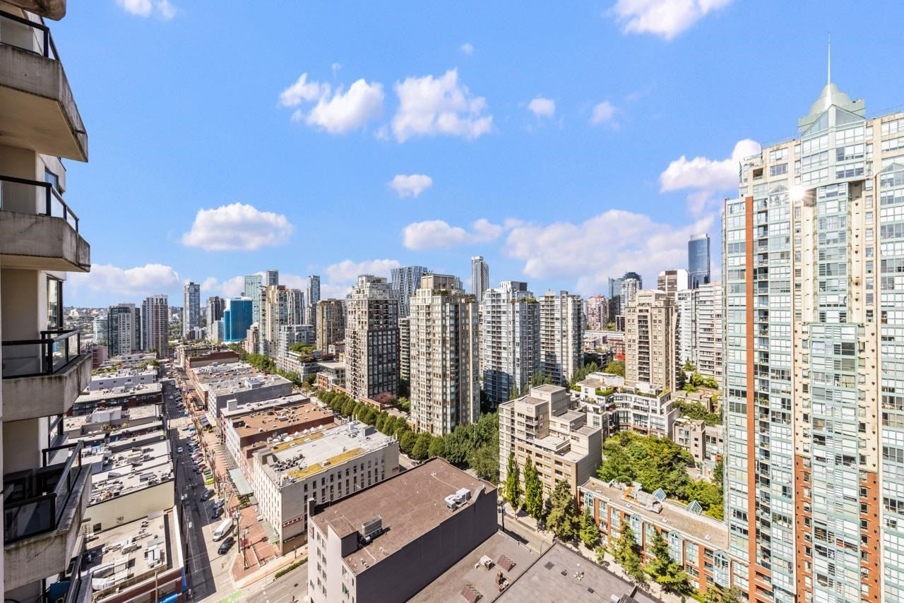2502 977 MAINLAND STREET - Yaletown Apartment/Condo for sale, 1 Bedroom (R2601569) - #1