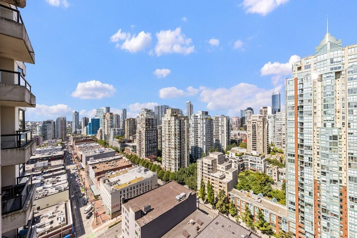 2502 977 MAINLAND STREET - Yaletown Apartment/Condo for sale, 1 Bedroom (R2601569)