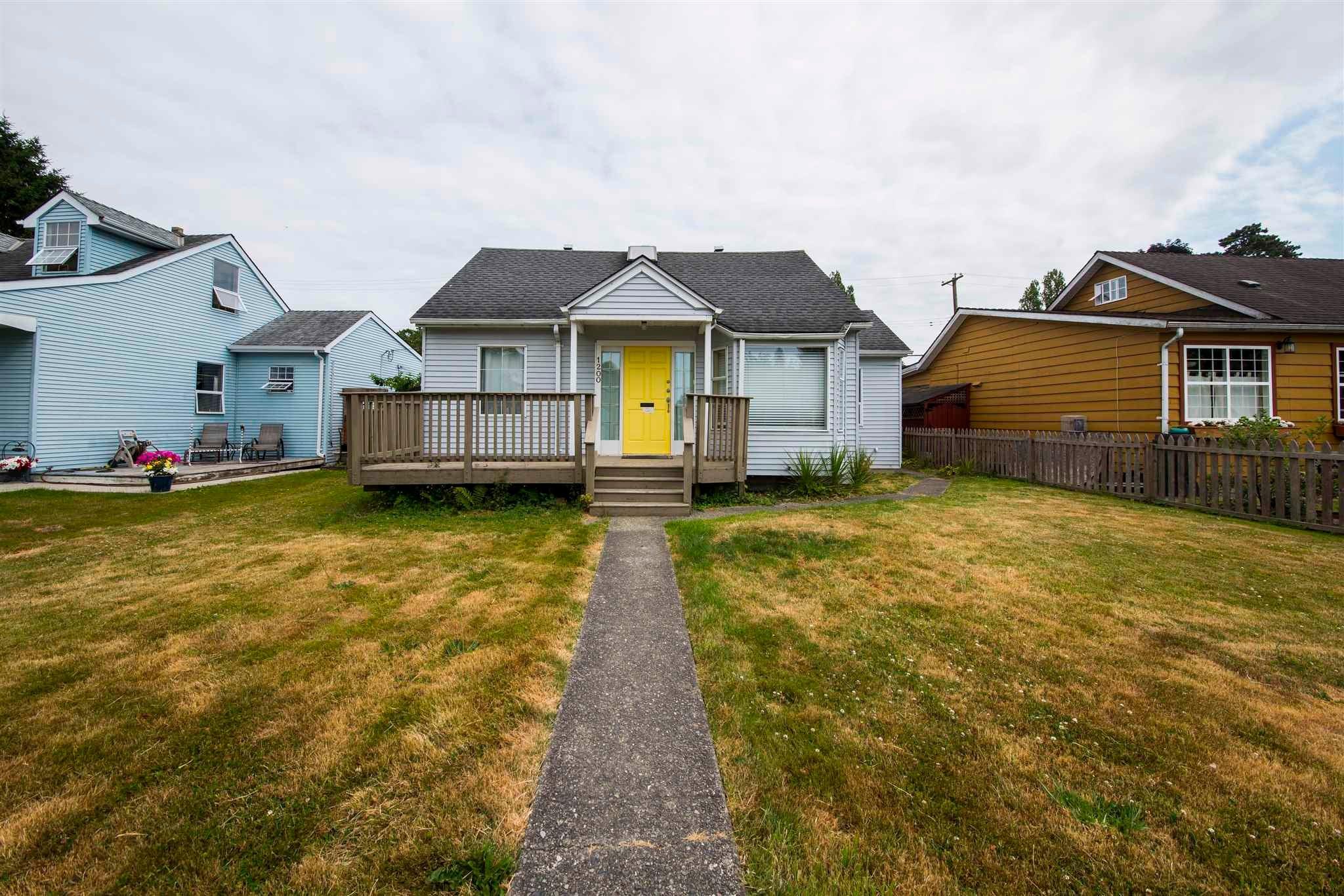 1200 DOUGLAS CRESCENT - Sea Island House/Single Family for sale, 3 Bedrooms (R2601587)