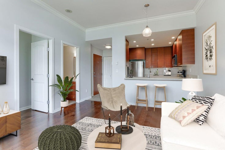 710 1010 HOWE STREET - Downtown VW Apartment/Condo for sale, 1 Bedroom (R2601644)
