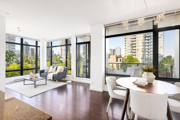 506 2345 MADISON AVENUE - Brentwood Park Apartment/Condo for sale, 2 Bedrooms (R2601656)