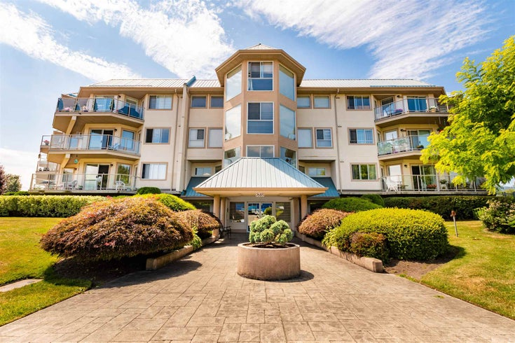 106 7685 AMBER DRIVE - Sardis West Vedder Rd Apartment/Condo for sale, 2 Bedrooms (R2601700)