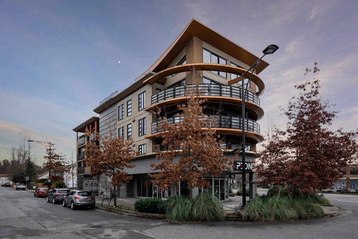 309 857 W 15TH STREET - Mosquito Creek Apartment/Condo for sale, 1 Bedroom (R2601738)