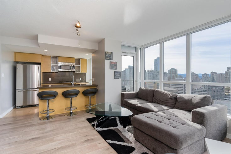 1911 833 SEYMOUR STREET - Downtown VW Apartment/Condo for sale, 1 Bedroom (R2601745)